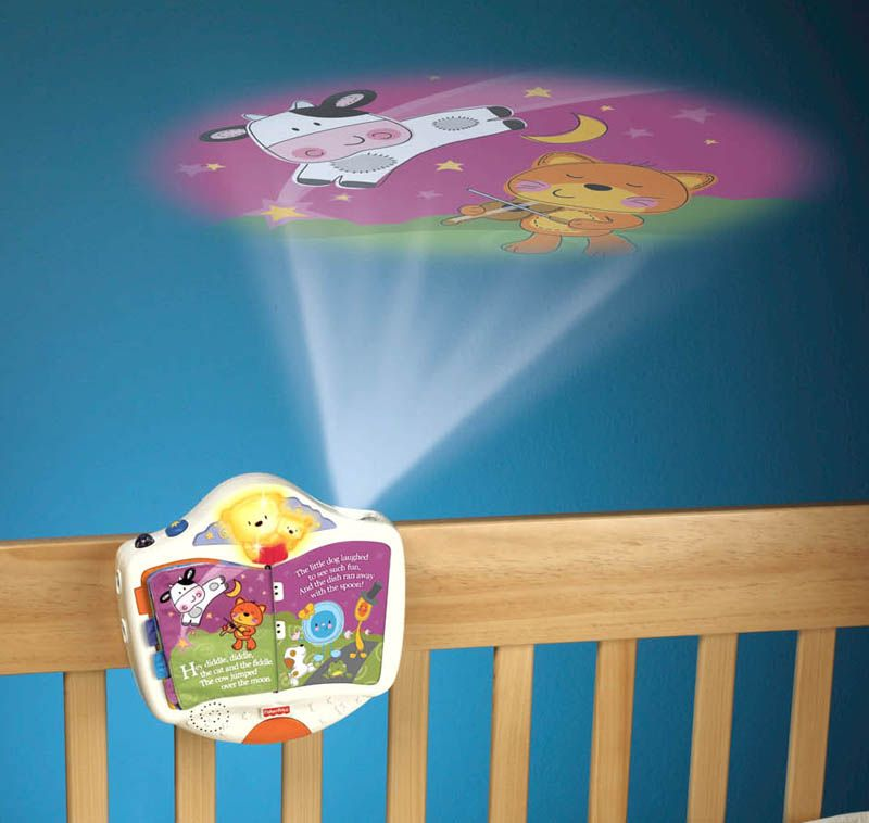 Fisher Price Discover Grow Nursery Ryhmes Projection Soother Available Online At Http