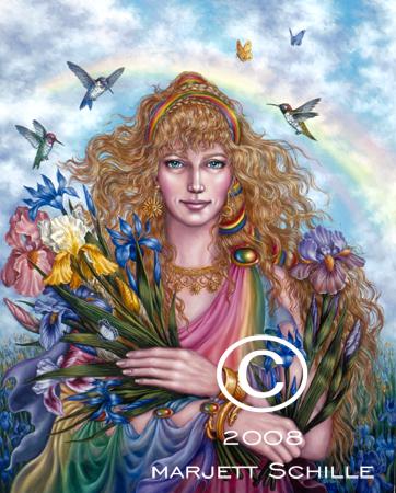 Iris (mythology)