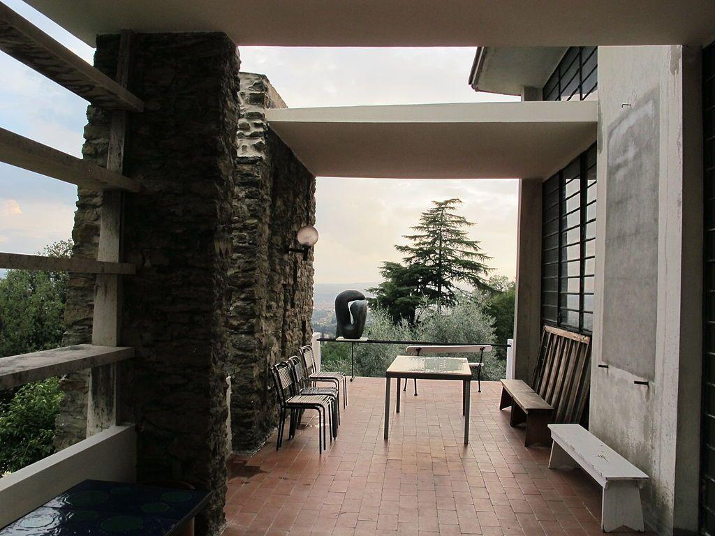 Leonardo ricci casa studio ricci leonardo ricci architect pinterest studio arch and design - Ricci casa milano ...