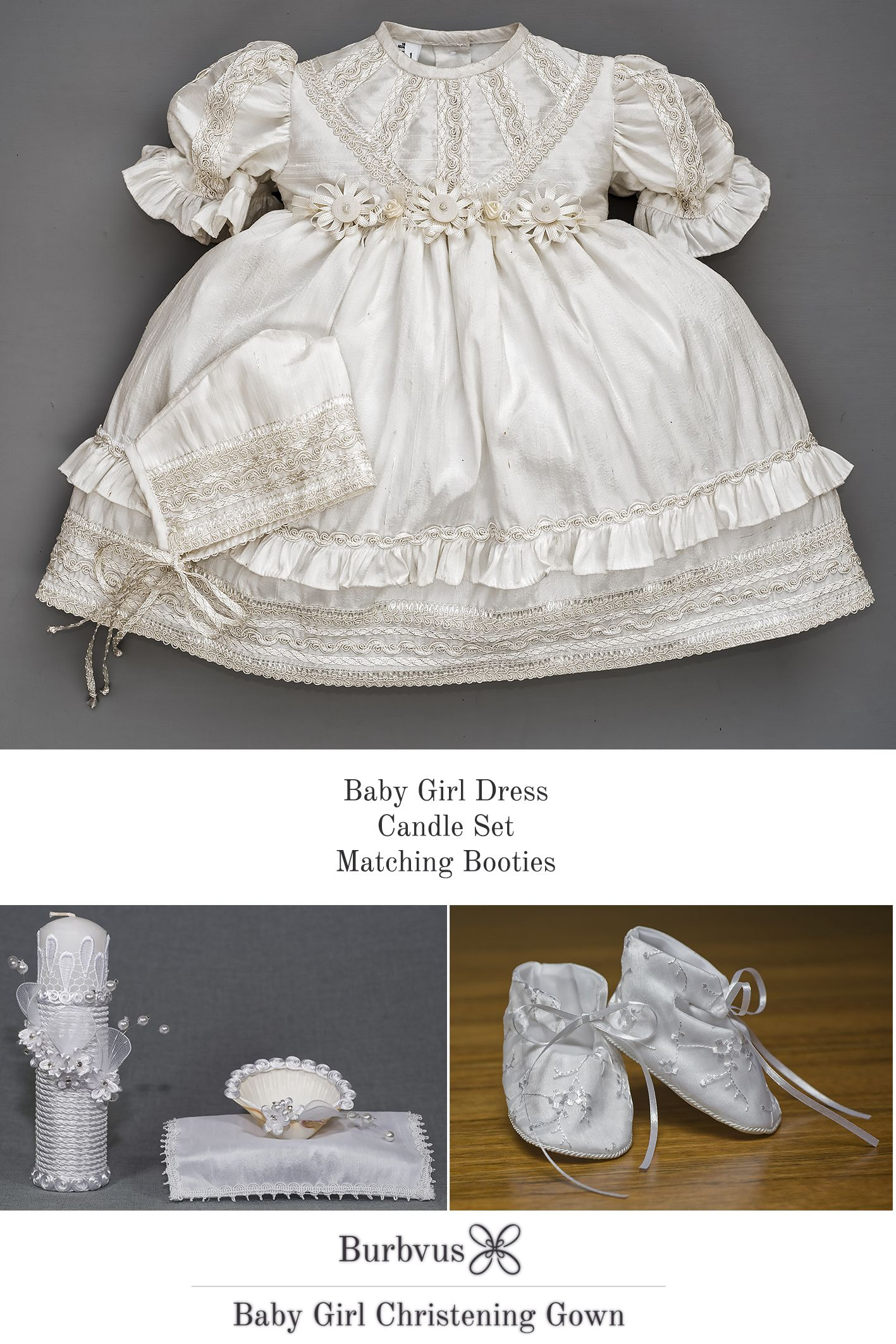 Baptism gowns OS