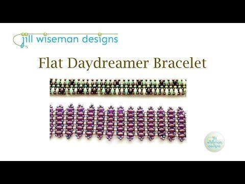 Free project flat daydreamer bracelet jill wiseman youtube free project flat daydreamer bracelet jill wiseman youtube fandeluxe Images