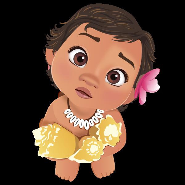 Download Baby Moana Png Moana Clipart Printable Baby 402673 Desenho Moana Decoracao Festa Moana Festa Moana