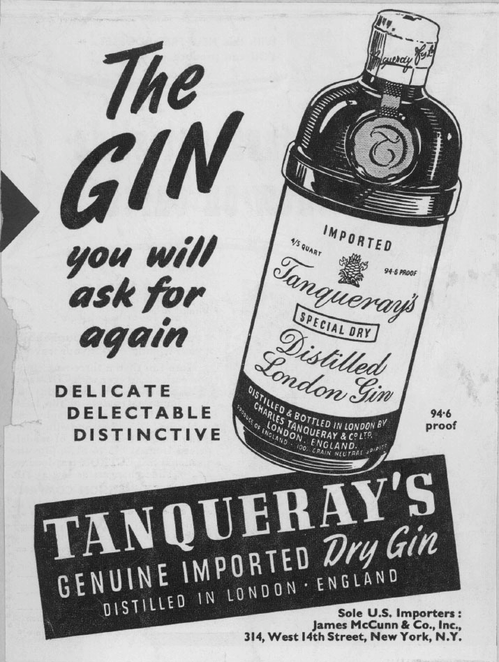Hlk Certainly Something I Don T Mind Knocking Back Again And Again Tanqueray Gin Gin Tanqueray