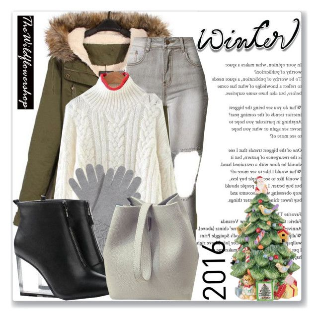 Sweater Weather by thewildflowershop on Polyvore featuring Johnstons and Spode