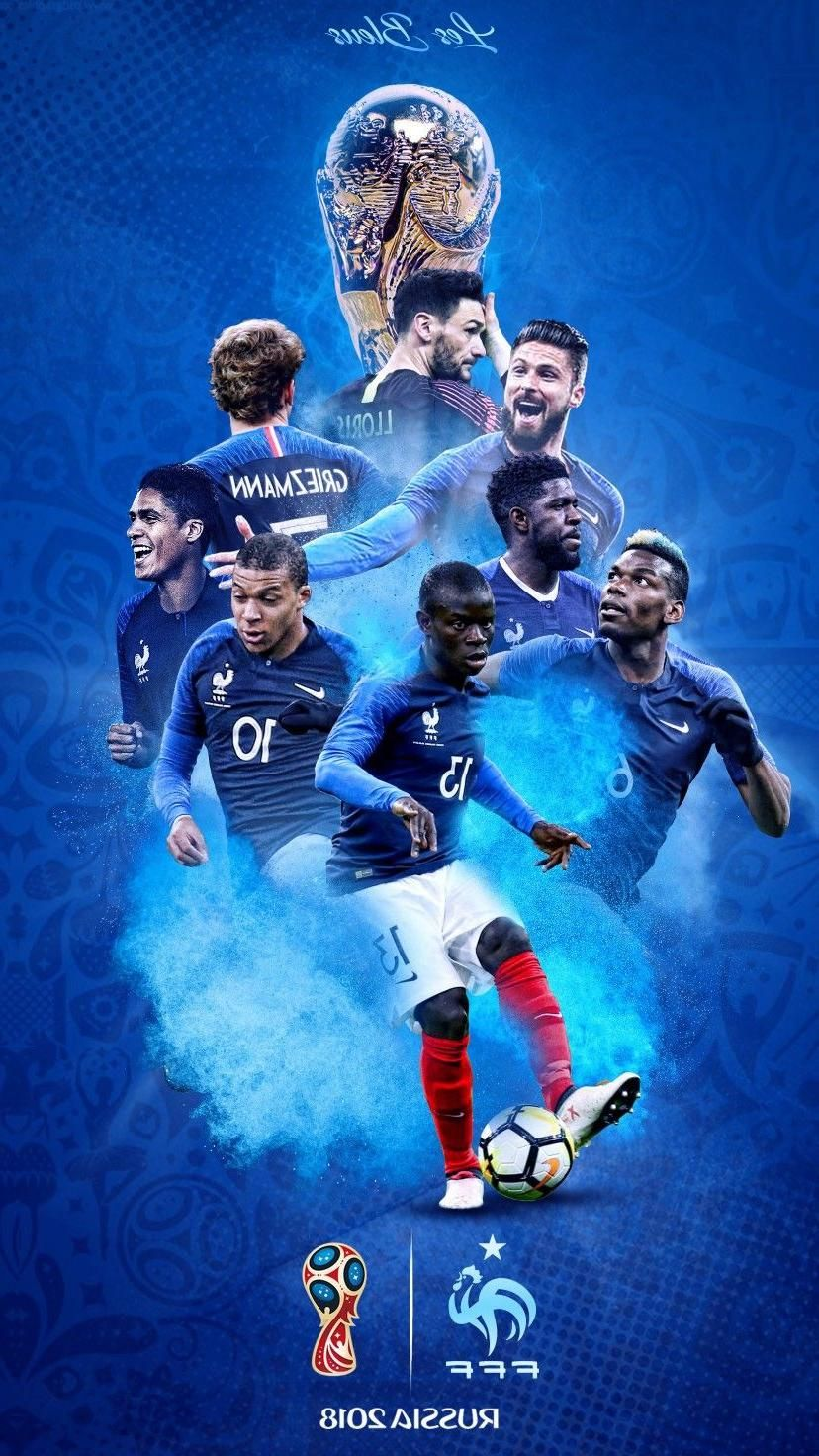 France To The World Cup Final After 1 0 Win Over Belgium France National Football Team World Cup Teams France World Cup 2018