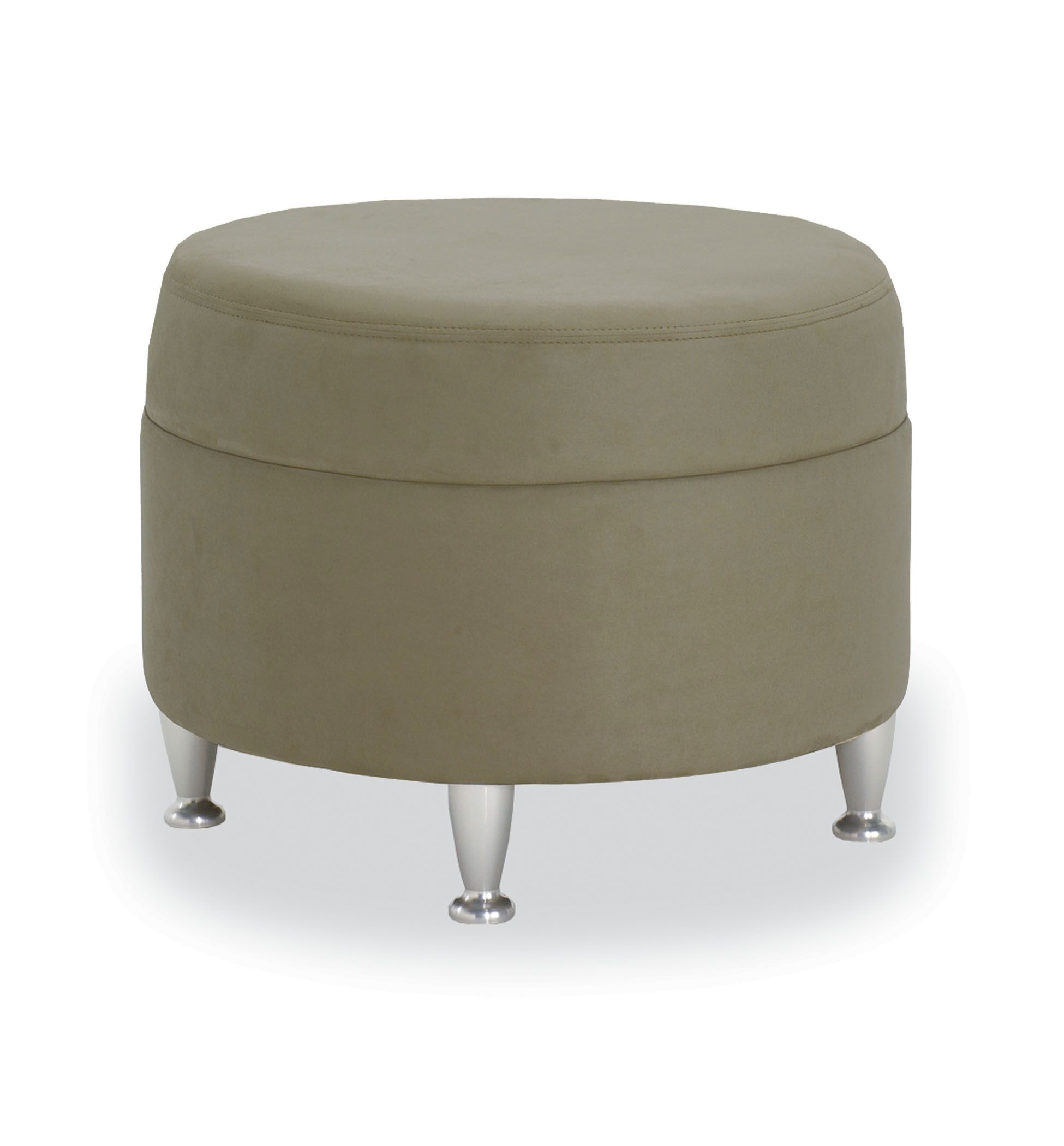 Miraculous The Facet Round Ottoman The Lounge Collection Furniture Uwap Interior Chair Design Uwaporg