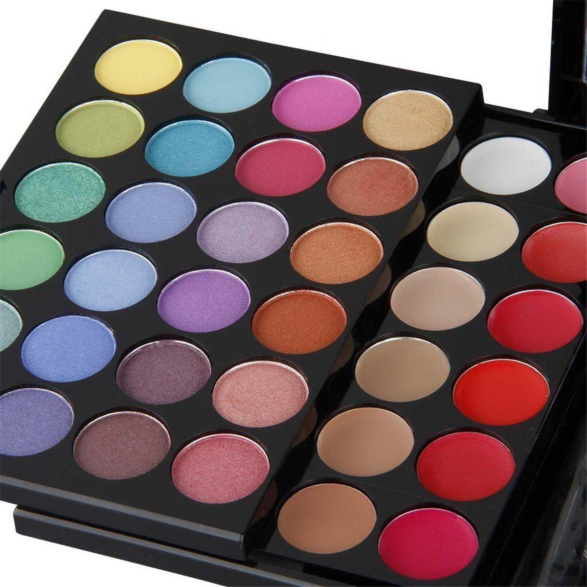 Pure Vie® Professional 96 Colors EyeShadow Palette Makeup