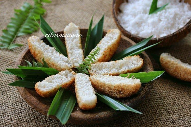 Kuih Dangai Resipi Citarasawan Savory Snacks Snacks