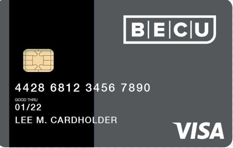 Becu credit card login becu visa credit card activation