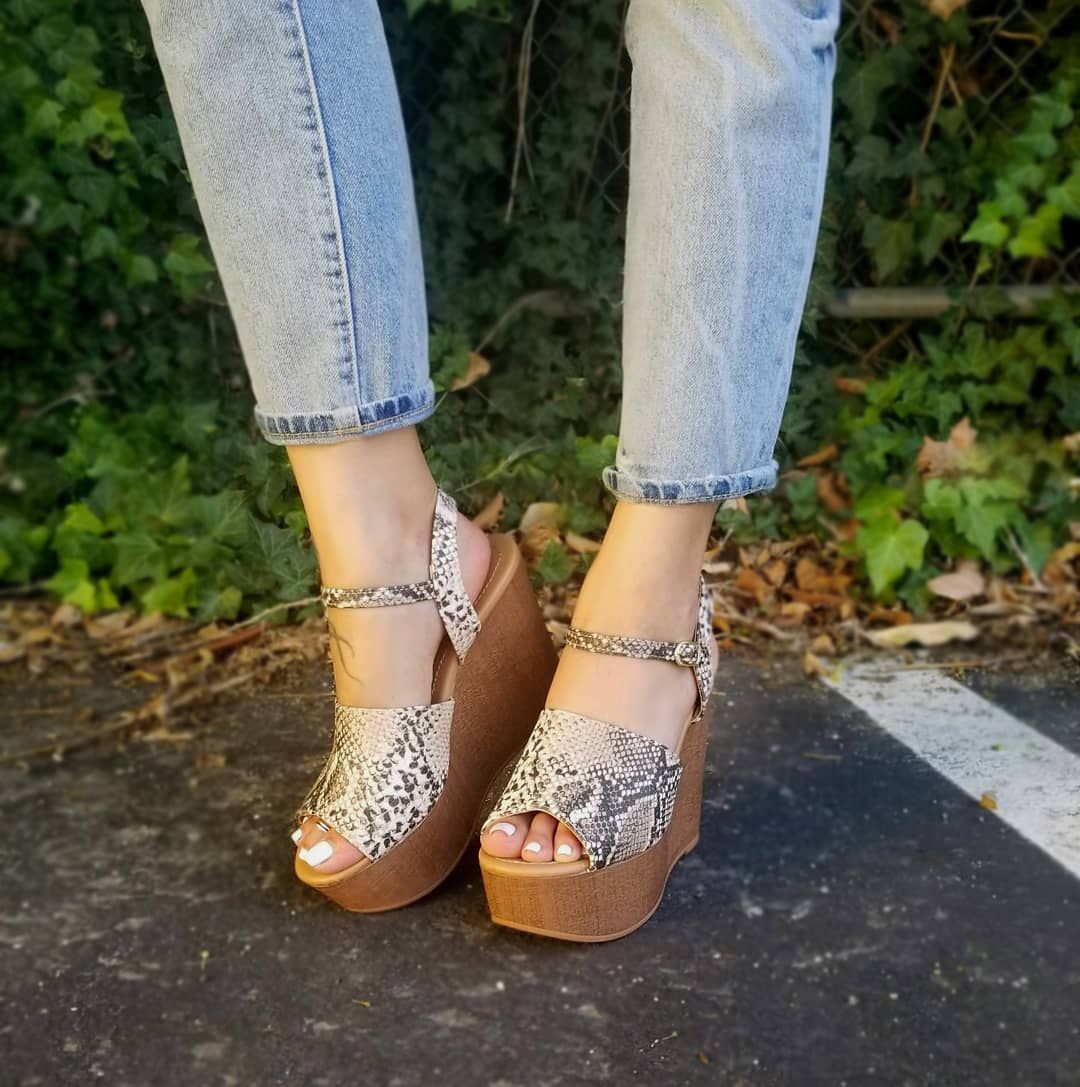 Peep these wedges   Search: 86984 . . . .