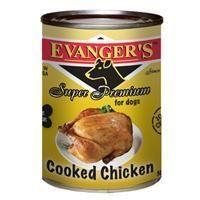 Evanger's Chicken Gold Dog Food, 12/13.2 oz.