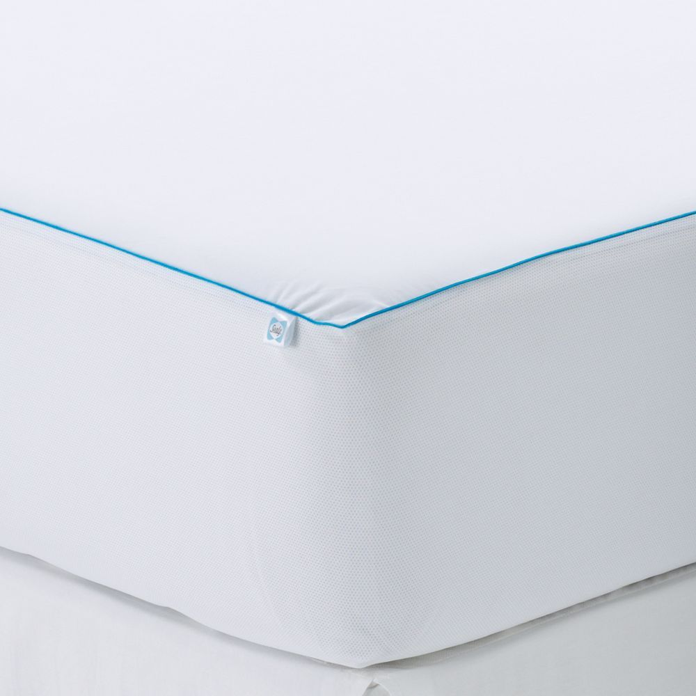 Sealy Posturepedic Cooling Comfort Mattress Protector White