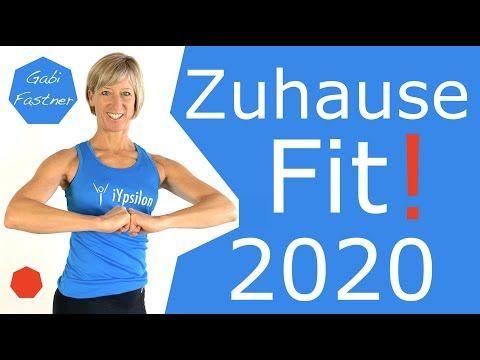 ️25 min. Einsteiger-Fitness für zuhause. Gute Vorsätze 2020
