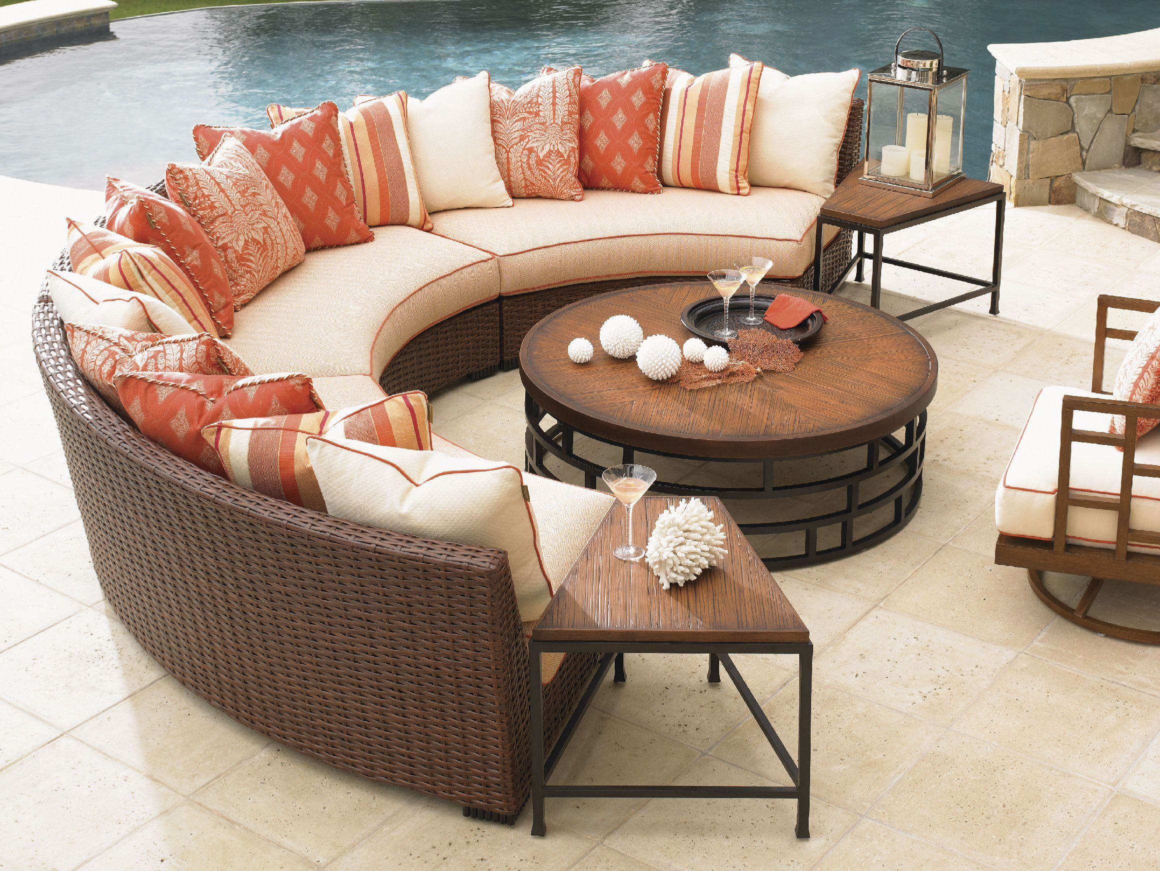 Portrayal of Easy Tips For Thomasville Outdoor Furniture Purchase