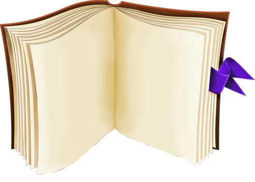 Blank Storybook Pages