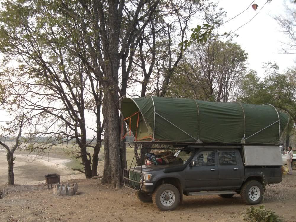 & Tepui Kukenam Sky rooftop tent | Camping | Pinterest