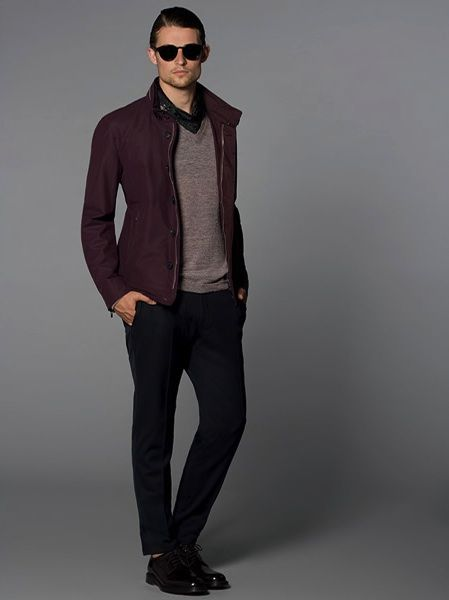 Cerruti 1881 S/S 2013 lookbook
