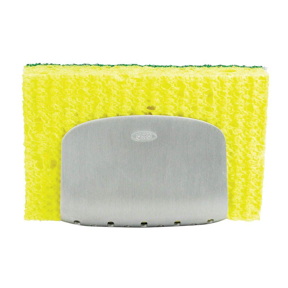 Oxo Suction Sponge Holder Sponge Holder Sponge Caddy