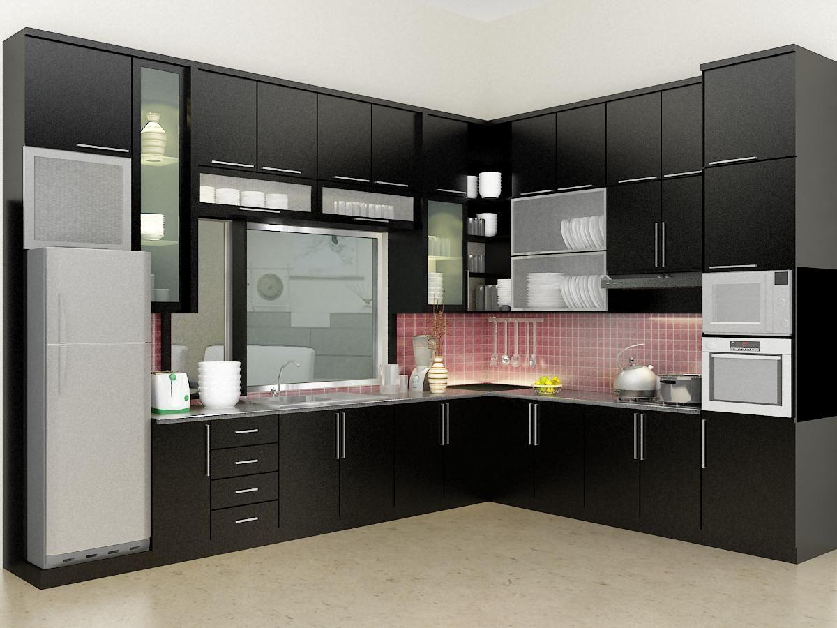 kitchen furniture photos. Kitchen Set - Ciremai Furniture Photos