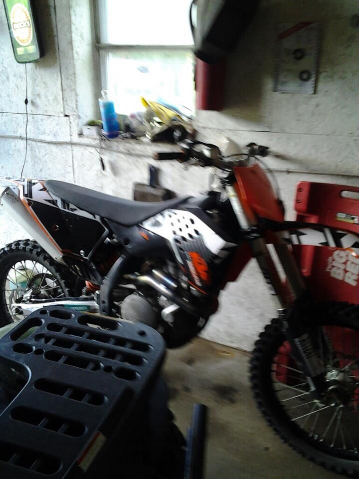 Brother in laws KTM