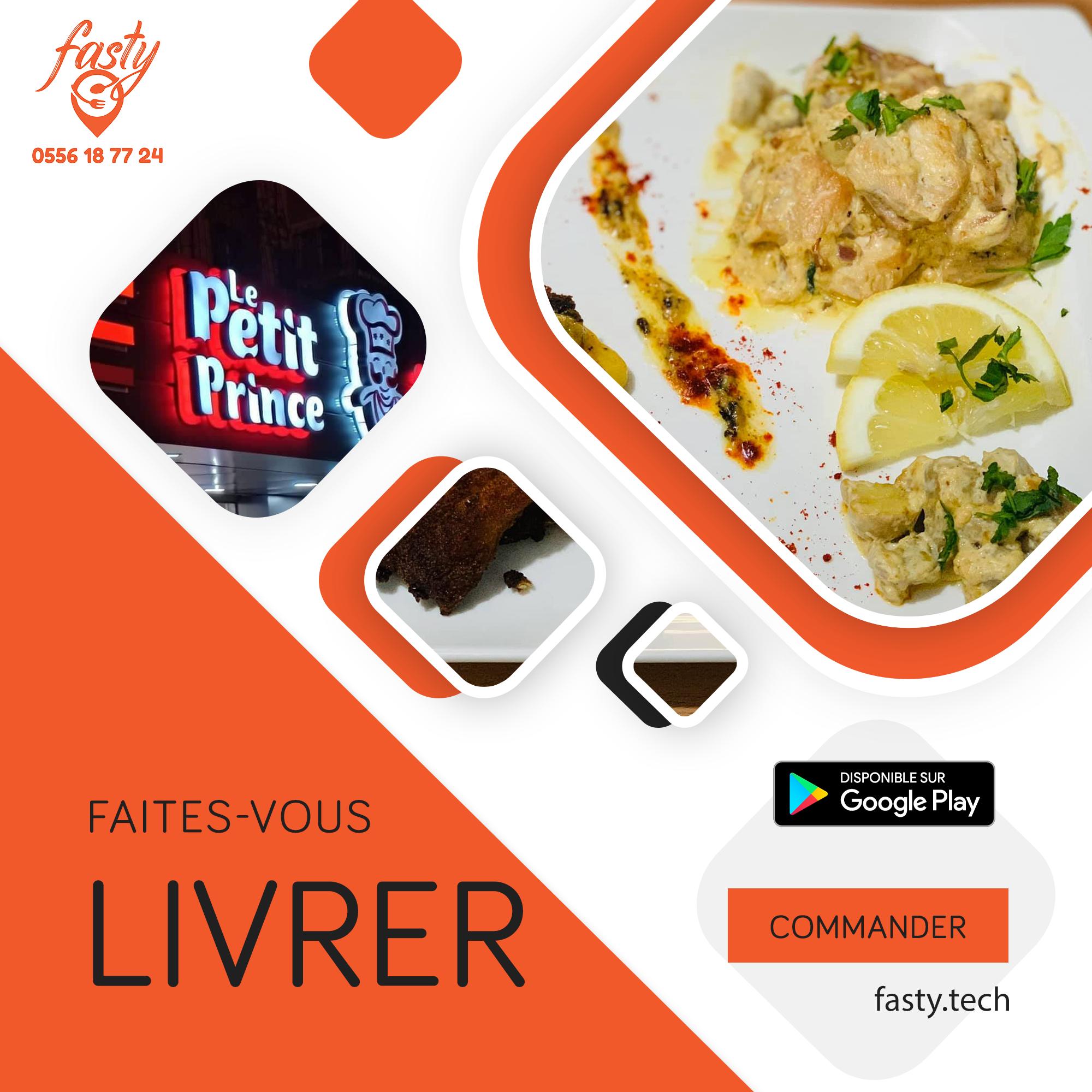 Fasty - Livraison de repas en Algérie  Food delivery app, A food