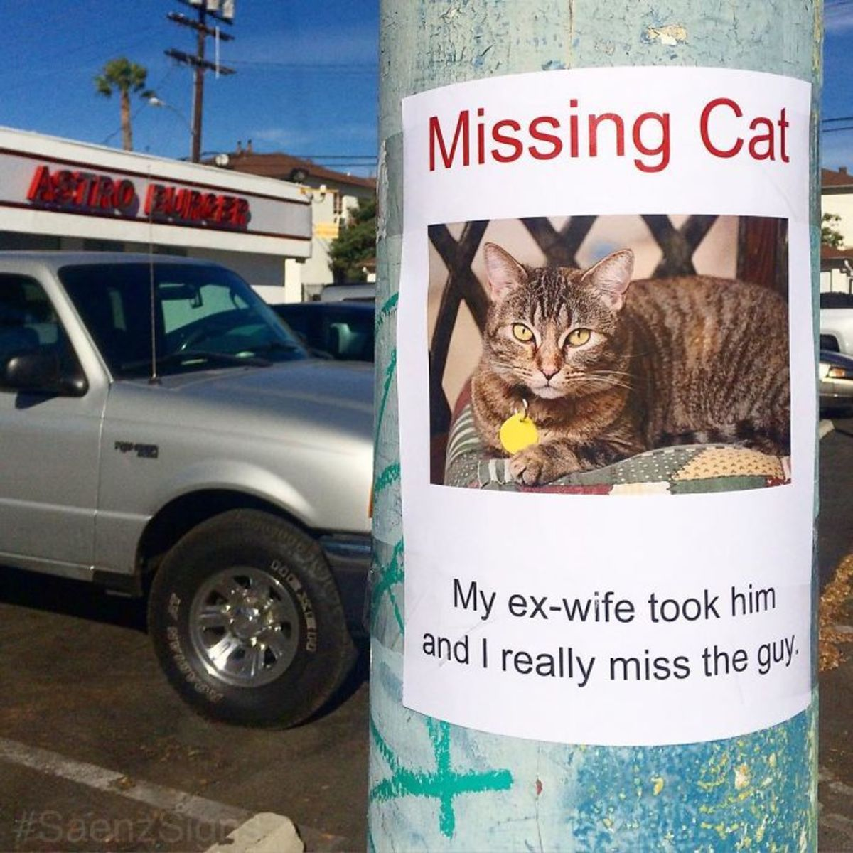 These Hilarious Posters Keep Popping Up All Over California - These hilarious posters keep popping up all over california