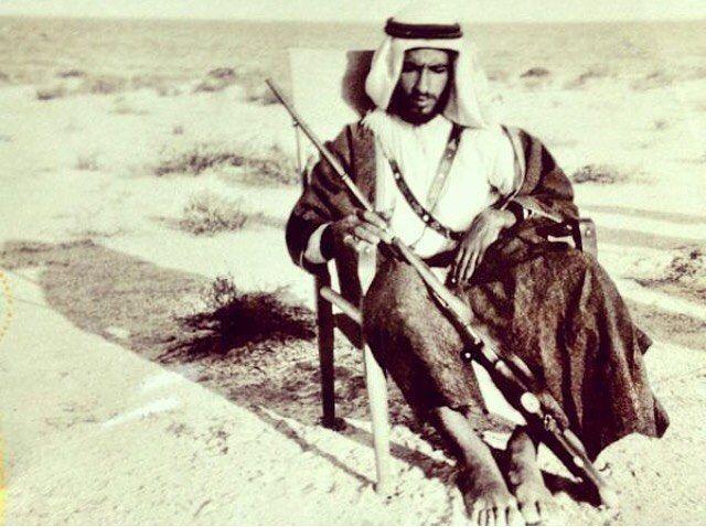 Zayed Bin Sultan Al Nahyan 1936 History Uae Arab Men Historical Photos