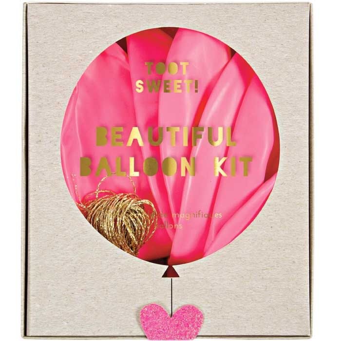 Decorate your party in style with these beautiful pink balloons they come with glittery pink star stickers and colorful crepe streamers to decorate a whole