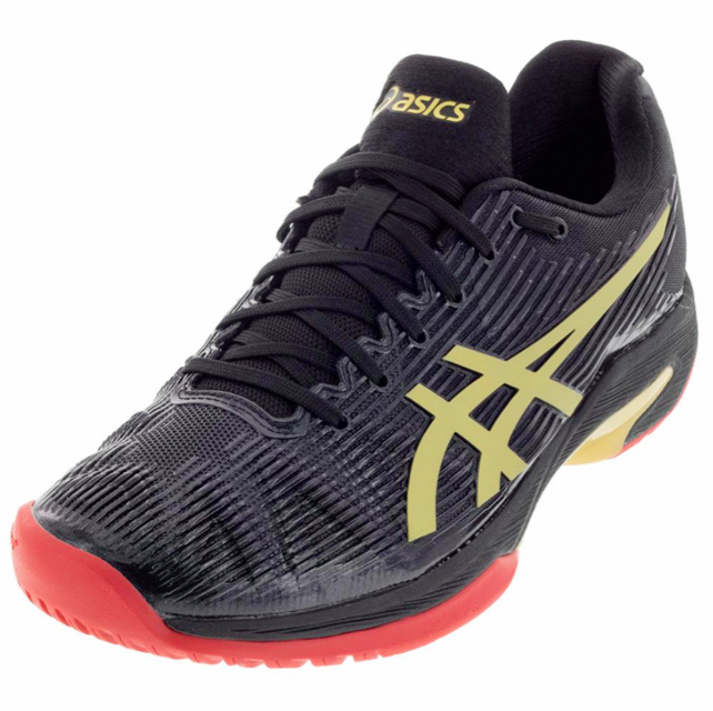 New Men S Tennis Shoes From Asics Tennis Shoes Asics Tennis Shoes Black Shoes