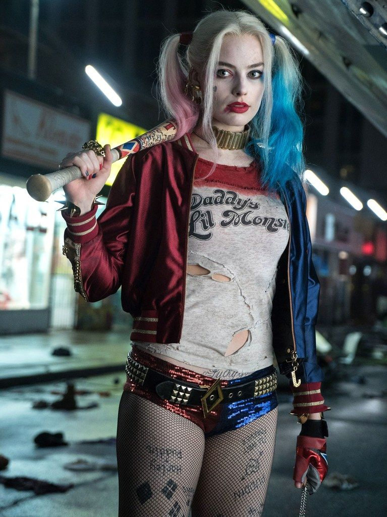 How the Suicide Squad Got Their Killer Looks   Allure.com