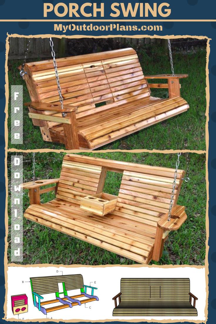 Diy Porch Swing Plans Diy Porch Swing Diy Porch Swing Plans