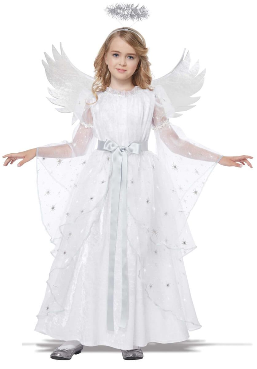 d538f9c8e892 Starlight Angel Child Costume | serbare inger | Christmas costumes ...