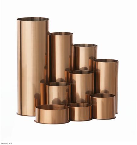 Copper Pencil Holder - Ferm Living Shop