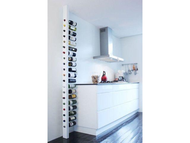Découvrez 44 jolies idées pour stocker vos bouteilles de vin