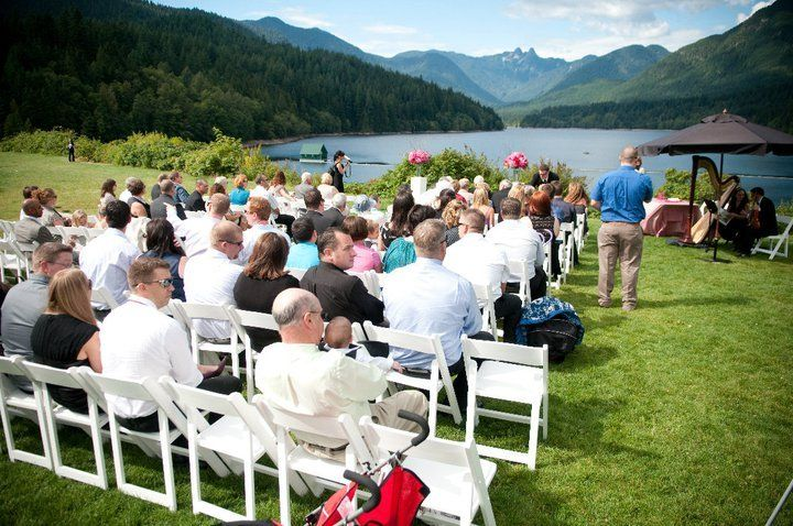 North Vancouver Wedding In August