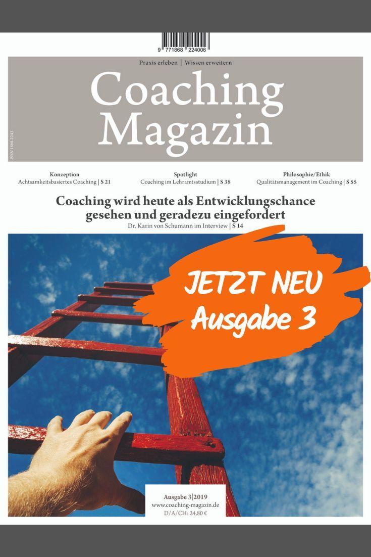 Ausgabe 3 | Coaching, Berufsbildung, Gelehrte