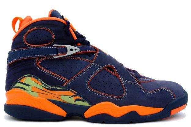 big sale 4fed2 6e8c8 Air Jordan 8 Retro 'Peapod' | Kicks | Jordans, Nike air ...