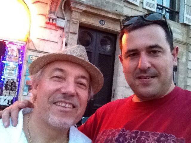 Cristo and Jack de Salsa France