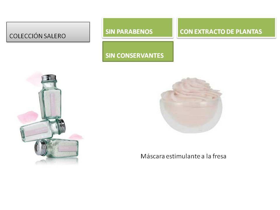 SALERO ESTIMULANTE FRESA 60g Precio: 24,90€