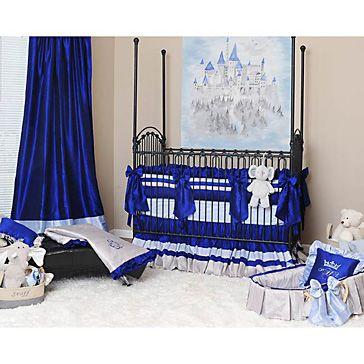 Pin By Shawna Phifer On Baby Blue Crib Bedding Star Nursery Baby Furniture