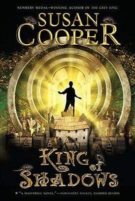 King of Shadows by Susan Cooper (6th Grade summer reading list)