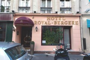 ★★★ Royal Bergère, Paris, France