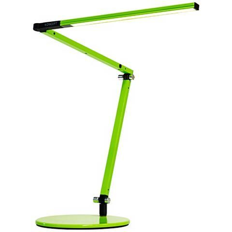 Koncept gen 3 z bar mini warm light led desk lamp green folding koncept gen 3 z bar mini warm light led desk lamp green aloadofball Gallery