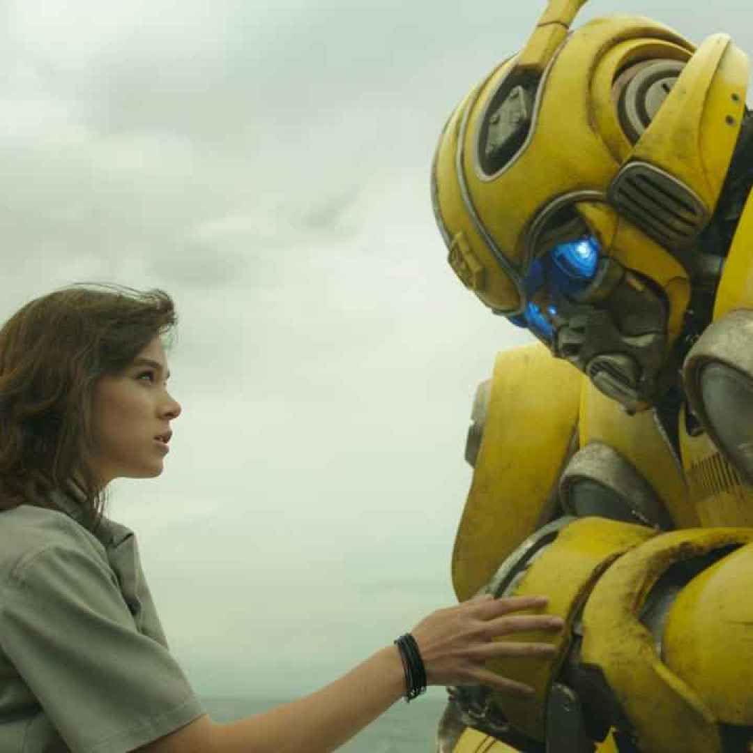 Bumblebee film completo hd gratis altadefinizione italiano