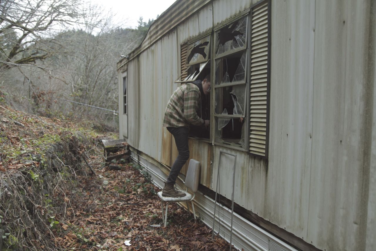 """kylejthompson: """" A few candids of us going to abandoned places last month """""""