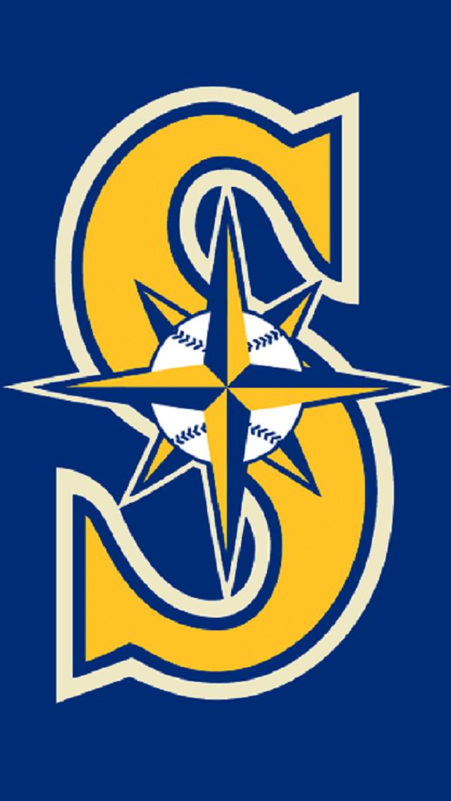 Seattle Mariners 2015 Seattle Mariners Logo Seattle Mariners Mariners Logo