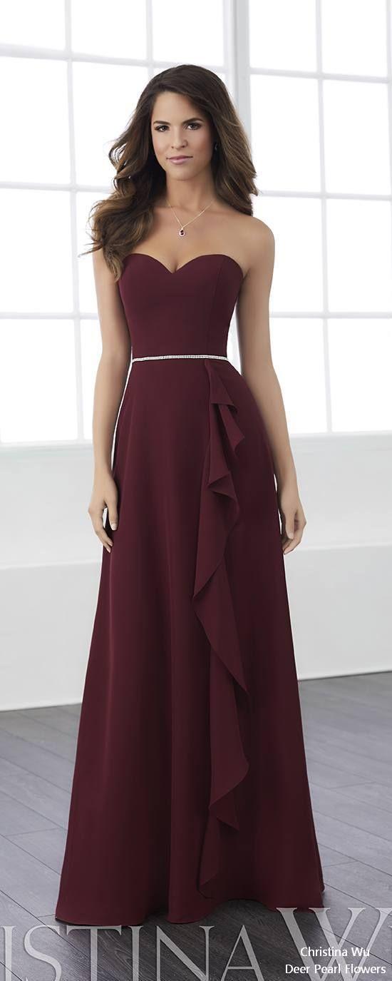 b9151b4d5c House of Wu Bridesmaid Dresses 2018   http   www.deerpearlflowers.com