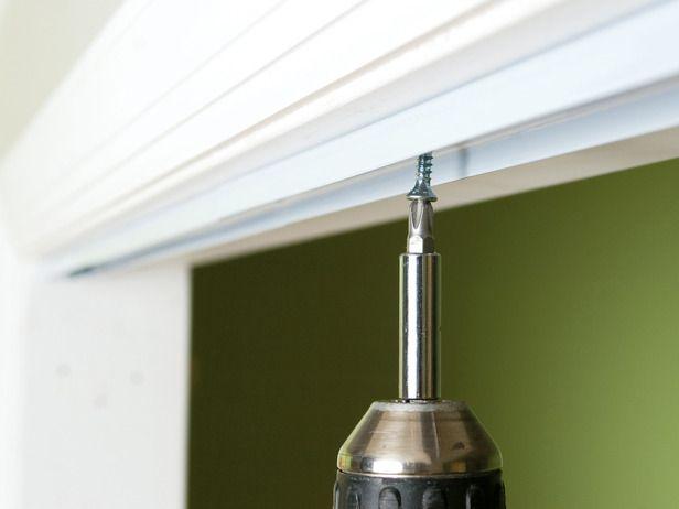 Install Bifold Closet Doors Closet Doors Doors And Hardware