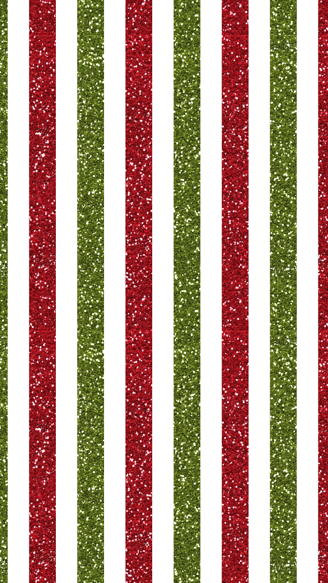 Christmas Red Green Glitter Stripes Iphone Wallpaper Background Phone Lock Scr Christmas Background Iphone Wallpaper Iphone Christmas Christmas Phone Wallpaper