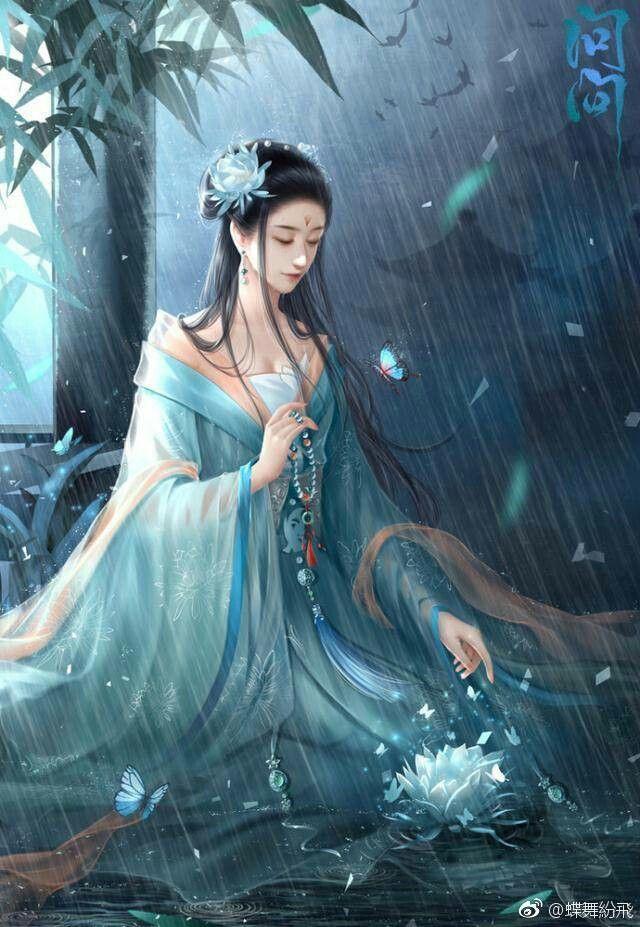 его можно картинки фэнтези красивые китаянки всегда была